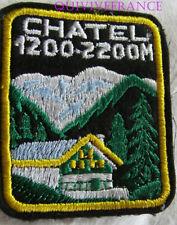 SK1661 - PATCH SKI CHATEL 1200-2200M