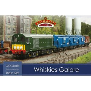 Bachmann 30-047 Whiskies Galore Sound Fitted Train Set - BRAND NEW