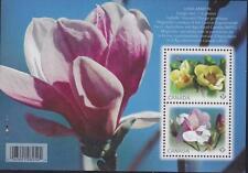 Canada 2013 #2621- Magnolias Souvenir Sheet MNH