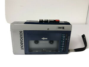 SONY WA-11 AM/FM cassette corder. Serviced! Excellent Working Condition!