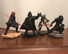 Disney Infinity 3.0 Lot w/ Power Disc- Star Wars Villains