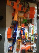 Nerf gun sammlung