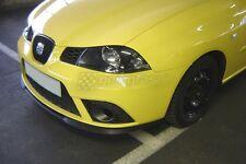 Seat Ibiza 6L Splitter Front Valance Bumper Spoiler Lip