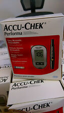 Accu-Chek Performa Blood Glucose Meter 5 Second Test New in Damaged Box