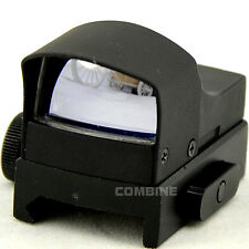 Mini Tactical compacto holográfica Reflex Micro Red Dot Sight Rifle/Pistola