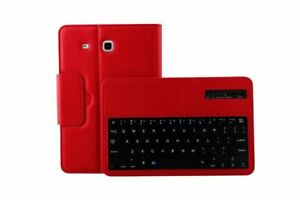 Bluetooth Keyboard Folio Leather Case Cover For Samsung Galaxy Tab Series Tablet