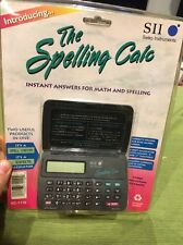 Nib Seiko Sc-1110 The Spelling Call Spell Checker And Calculator