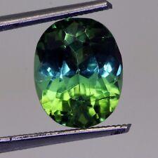 3,62 carats, TOURMALINE NATURELLE NEON GREEN  ( pierres précieuses : fines )