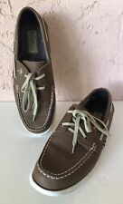 Men's MARGARITAVILLE Down-Islander  boat shoes Sz 13 casual