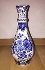 Alte Vase Delft de Porceleyne Fles - Niederlande - signiert