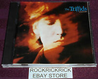 THE TRIFFIDS - CALENTURE -12 TRACK CD 🍄 (D19458) -MIDPRICE MASTERS MUSHROOM-