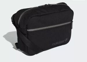 Adidas Black Modern Airliner Crossbody/Shoulder/Backpack/ Waist Bag GD4792