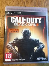 Call of Duty Black Ops III - PS3 Brand New (unsealed DLC Expired)