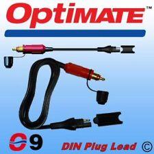 O9 OptiMate SAE to 12V DIN Plug Lead - 1.2m