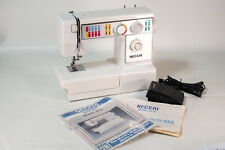 Necchi 4575 Sewing Machine Excellent Condition W/ Manual + Cover Low Usage