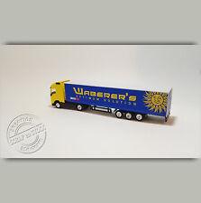Camion Miniature Transports WABERER'S 1/87 HO