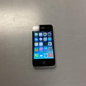 Apple iPhone 4 - 8GB - Black (Unlocked) (Read Description) DJ1357