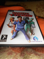 JEU VIDEO PC Hospital Tycoon (Codemasters) Format DVD