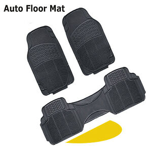 Rubber Floor Mat Interior Front&Rear Carpet  For Nissan X-Trail T30 T31 T32 SUV