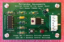 Brand New Pbb080 Pop Bumper board for Gottlieb System 80 pinball machines