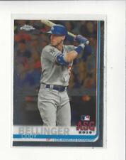 2019 Topps Chrome Update #79 Cody Bellinger AS Dodgers