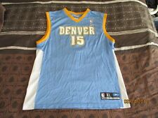 0f7de3e6d Carmelo Anthony Denver Nuggets XL basketball Jersey Reebok Great Condition