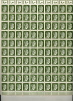 Stamp Germany Mi 784 Sc 509 Sheet 1941 WWII Third Reich Adolf Hitler MNH
