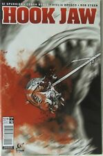 Titan Comics Hook Jaw Issue #2.  Cover A.  Great White Shark storyline