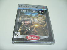 CALL OF DUTY 3 . PAL ESPAÑA  ..Envio Certificado..Paypal