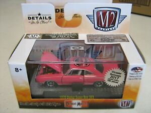 M2 Detroit Muscle '17 Chrysler Nationals '70 Dodge Super Bee 383 1/750