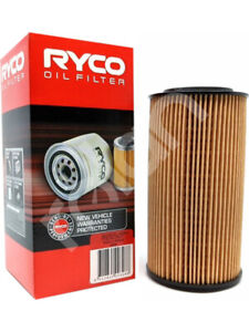 Ryco Oil Filter FOR VOLVO C30 (R2652P)