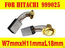 Carbon Brushes For Black Decker DEWALT POLISHER N088403 W7mm x H11mm X L18mm
