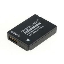 Digibuddy Batterie Accu pour Panasonic DMW-BCG10E