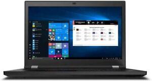 """NEW Lenovo ThinkPad P17 17.3"""" FHD Xeon W-10855M 32GB 1TB SSD T2000 win10p Wty"""