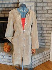 Scully Western Wear Suede Long Jacket