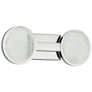 Kichler 2 Light Bath LED, Chrome - 85062CH