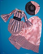 """Scarlett Franklin Mint """"Promenade"""" 2 PC. Dress & Hat ONLY"""