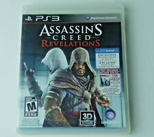 Assassin's Creed Revelations Ps3 Good Condition Tested