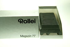 Rollei Magazin 77  in OVP