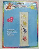 Cross Stitch Kit Care Bears Growth Chart New 2004