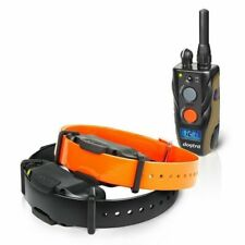 Dogtra 1902S Dog Training Collar System with 3/4 Miles Range and LCD Screen - Black/Orange