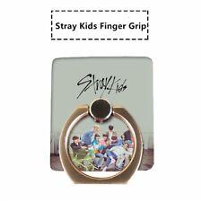 Kpop Stray Kids Metal Mobile Phone Stand Holder Finger Ring Grip Bracket 360°