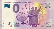 Billet 0 Euro - PRT Caminho Portuguès de Santiago - 2019-1