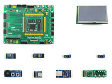 LPC4357 Development Board NXP LPC4357FET256 ARM Cortex-M4/M0 Dual Core+4.3'' LCD