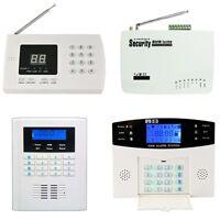 GSM/ PSTN Wireless PIR Home Security Burglar Alarm System Auto Dialing Dialer