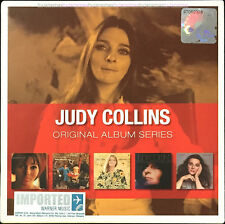 JUDY COLLINS Original Album Series 2009 MALAYSIA EU EDITION 5 CD SET NEW SEALED