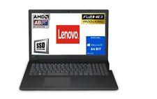 "NEW 15.6"" FHD Laptop Lenovo V145,AMD A6-9225,16GB RAM,480GB SSD,DVDRW,Win 10 Pro"