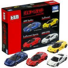 Takara Tomy Tomica Ferrari Gift Box Set 4 MINI Toys Cars Diecast