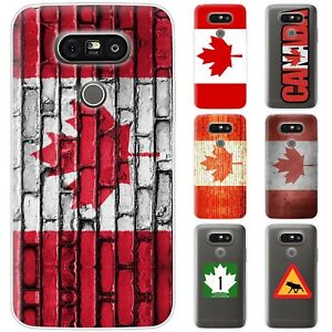 Dessana Canada TPU Silicone Protective Cover Phone Case Cover For LG