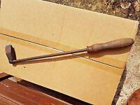 Fer à souder ancien - Panne en cuivre - Old tool